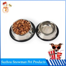 Product Warranty Manufacture Price Stainless Steel dog food bowl stand