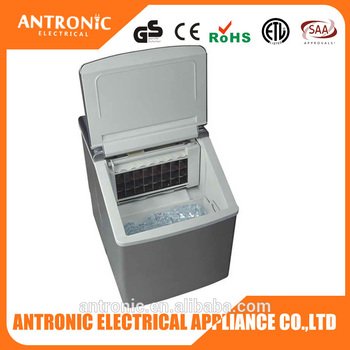Antronic ATC-IM-13F 13kg per day home use crystal clear Ice Cube Machine