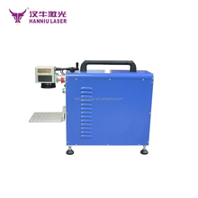 For Aluminum/iron/stainless steel/gold/silver Metal 30W fiber laser engraver