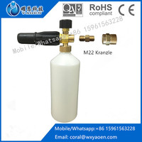 Hot sell 1L Bottle Various Connector Snow Foam Lance, Sparying Gun