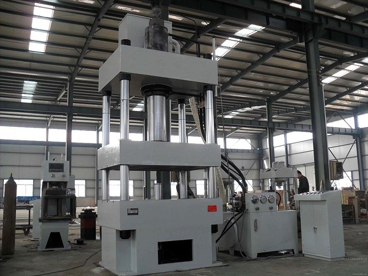 200 tons hydraulic press,4 column hydraulic press