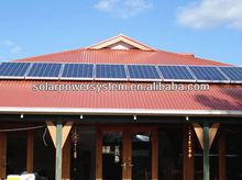 6kw high efficiency solar panels electricity