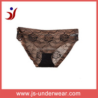 Hot sexy thong panty models,ladies' sexy lace fancy panty ,JS-178, Accept OEM