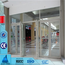 5mm 12mm thick toughened glass stained glass for door