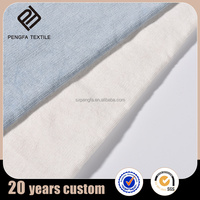 top 10 carded corduroy fabric textile cotton fabric for shirts