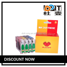 South American hot sell ,Refill ink cartridge for Epson XP-201 XP-401 XP-101 XP-204 XP-211 XP-214 with newest 197 BR chips .