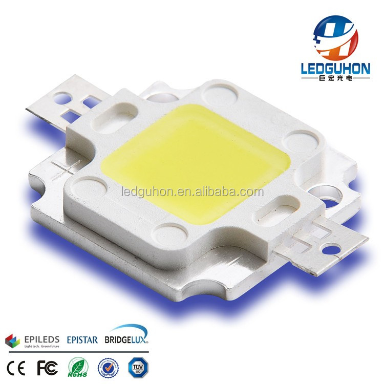 Bridgelux chip packing 10W water white LED modules light,High power led