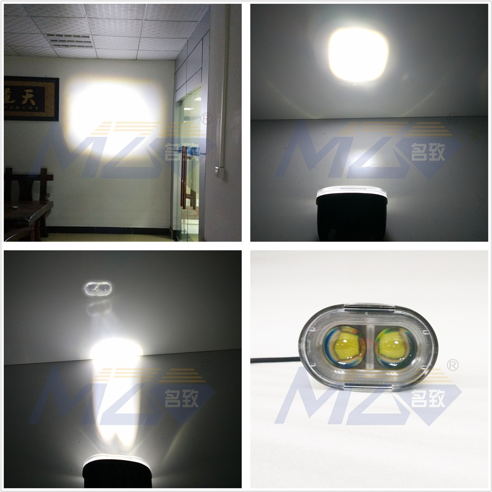 NEW 4D CRB20W CRE E high power super brightness IP67 factory direct price China supllier MZ LED off road light motor car lights