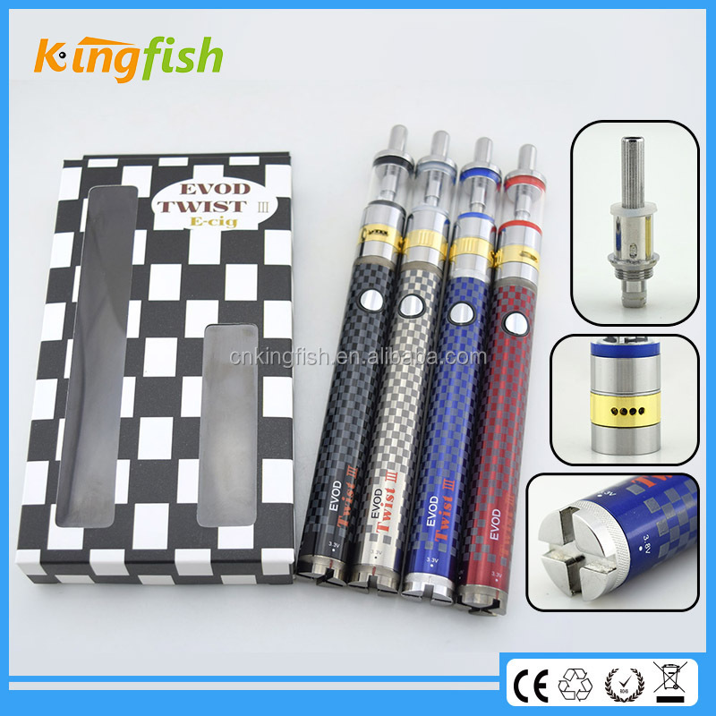 New starter kit airflow control e-joy cigarette with factory price