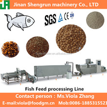 pond fish or home fish feed extruder machine