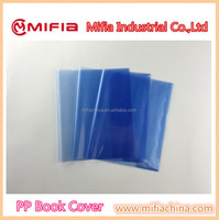 professional OEM & ODM school clear plastic decorative book covers for textbooks