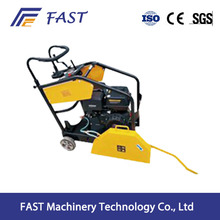 Road construction machine diesel concrete road cutter