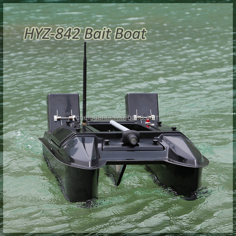 haoyazhi New Fishing Tackle HYZ-842 Remote Control Bait Boat