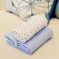 New Arrival Colorful Cotten Muslin Swaddle Blanket