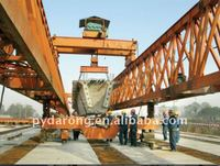 Electric Launcher for bridge precast beam installation