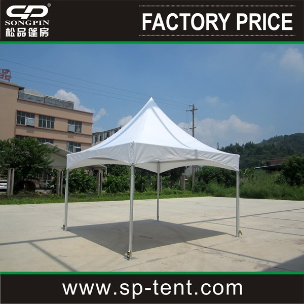 high peak beach shade tent 20x20 for sun protection