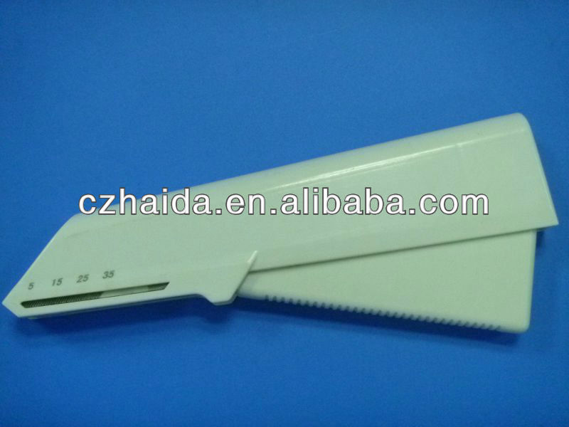 disposable skin stapler single one use made in china suture instruments/equipment clinical suture