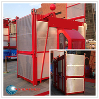 Construction Machinery And Equipment Material Elevator