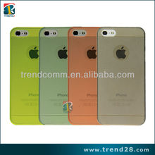 ultra thin plastic case for iphone 5