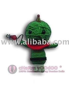 Marty the Martian - HL29 Charm Voodoo Dolls