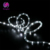 10-100M AC220V IP67 8 Mode Waterproof Rainbow Tube Rope LED Strip Christmas Outdoor Holiday Decoration Lights