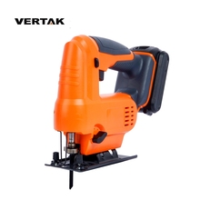 VERTAK 18V Li-ion electric cordless jig <strong>saw</strong> machine With 2000mAH Battery and Fast Charger