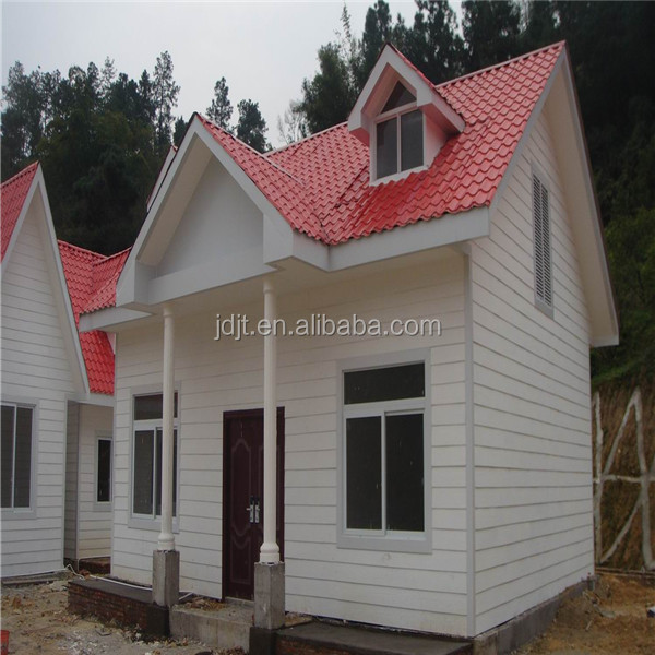 fast assembling light steel modular home made in china