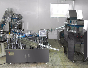 DONGMEI Insulin Syringe Automatic Assembly Machine manufacturing line Disposable Syringe Making machine