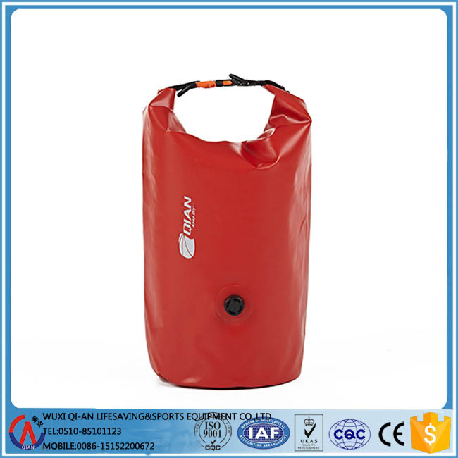 Tarpaulin PVC Waterproof Dry Bag With Valve