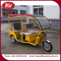Cheaper Strong power 60V 1000W cheap adult tricycle tuk tuk