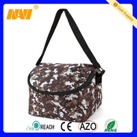 hot sale army cloth cooler bag for frozen food