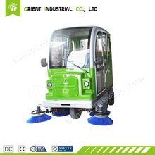 E8006Sweeper mechanical street sweeper machine