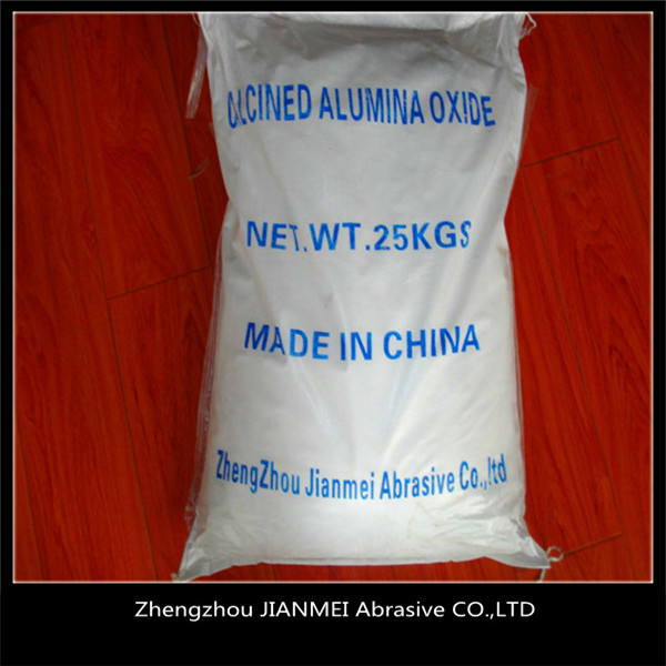 99% min fine calcined alumina powder for refractory