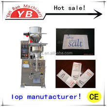 Automatic granule packing machine for coffee sugar salt