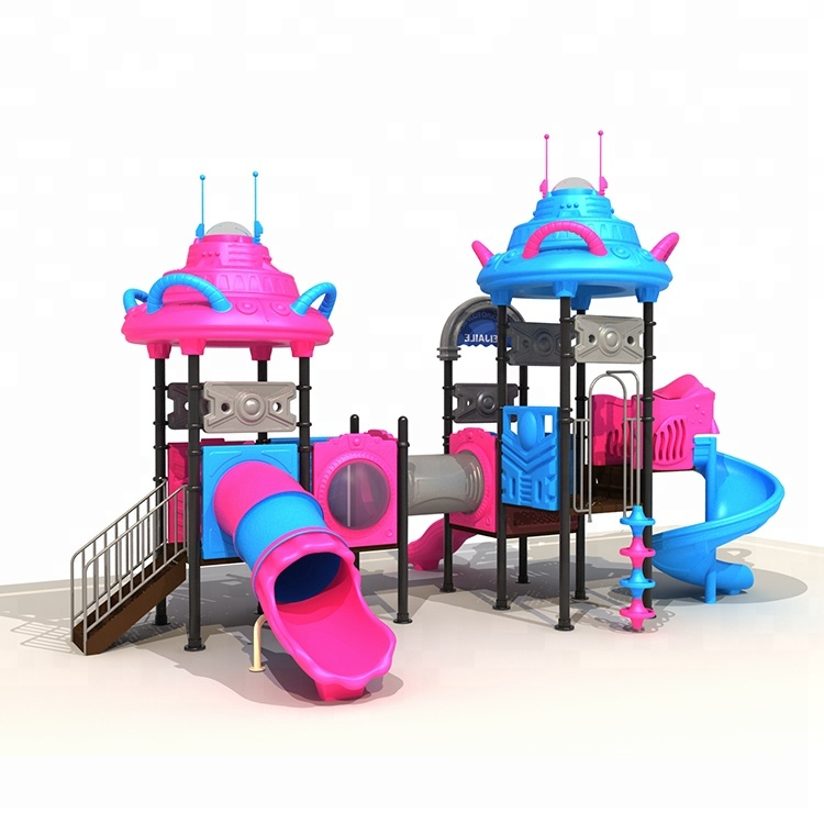 kindergarten outside playground equipment children's outdoor playground <strong>slide</strong> for 3-12 years old kids