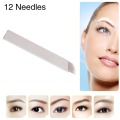 CHUSE S12 PE Manual Eyebrow Tattoo Blade In Stock