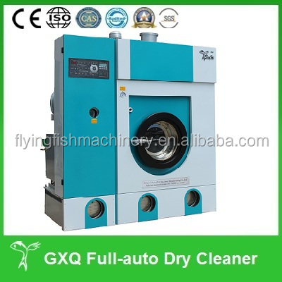 Good sale professional automatic laundry dry cleaning machine