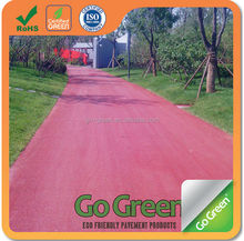 Add color to your world-cold mix color asphalt micro paving material