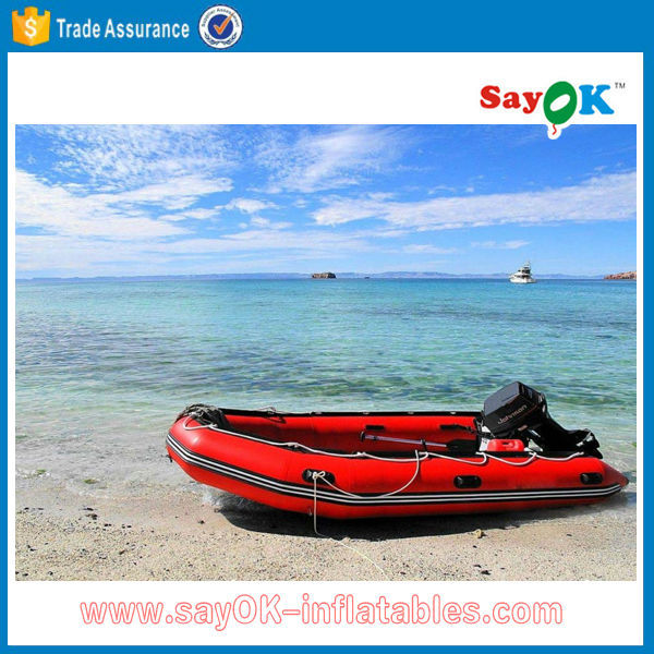 small children electric inflatable boat inflatable sailing boat china