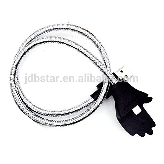 high quality fabic usb cable for Czech