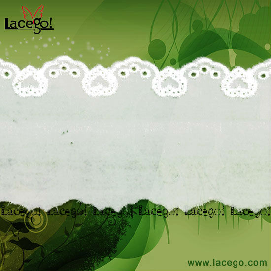 Jacquard And Textornic TC Embroidery Lace