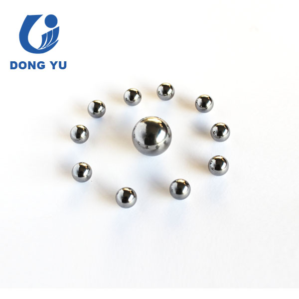High precision 2.5-25.4mm G10-G1000 316/316L Stainless Steel Ball