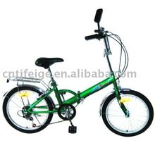 "16"" good quality folding bicycle"