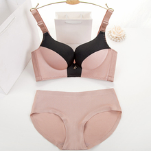 Multifunctional transparent lingerie panties and bra