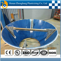 plastic sheeting roll, poly sheeting made in China, 3mm hdpe liner installation