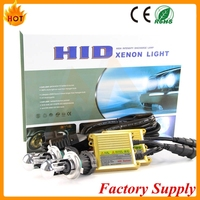 China Factory Direct Supply Super Bright High Power 3000K, 4300K, 5000K, 6000K, 8000K, 10000K, 12000K silver xenon hid kit h4