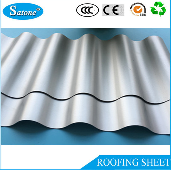 Hot Selling Low price supply Corrugated aluminum roof panels / galvalume roof sheet