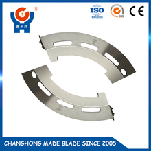 tungsten carbide steel carton cutting machine knife blade for paper