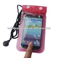 Waterproof mobile phone bag/cell phone accessory