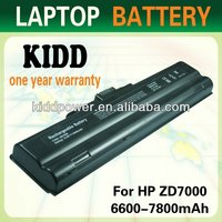 Laptop replacement battery for HP Compaq nx9500